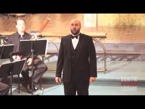 Luigi Boccia - Ye people...If with all your hearts (Elijah by  F. Mendelssohn)