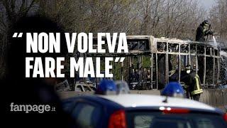 """Milano, interrogato l'autista che ha incendiato il bus: """"Gesto eclatante, non voleva fare male"""""""