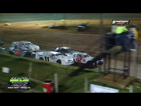Pure Stock @ Duck River Raceway Park Deep Fried 75 Oct. 12 13, 2018