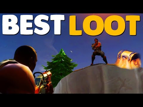 5 EPIC Places to Find LEGENDARY LOOT   Fortnite Battle Royale