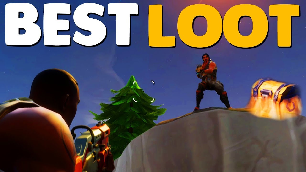 Top Places To Find The Best Loot: 5 EPIC Places To Find LEGENDARY LOOT