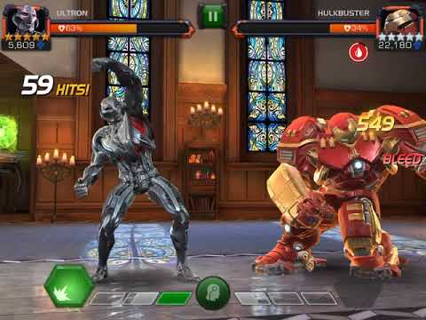 Contest of Champions - 5.4.5 - Poison & Bleed - Biohazard