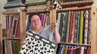 Let's Make A Market Tote Bag