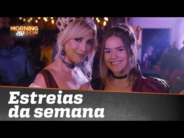 Estreias da semana: filme com Maisa Silva? Temos!