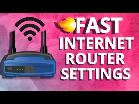 How To Make Your WiFi Internet Faster By Changing THESE Router Settings - TheTechieGuy