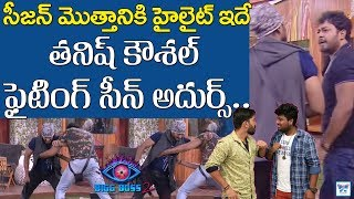 What..? Enti.?   Tanish Vs Kaushal Fight   Telugu Bigg Boss 2 Episode 101 Highlights   Nani BiggBoss