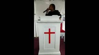 Pastor Daveoin Smith Jr. -