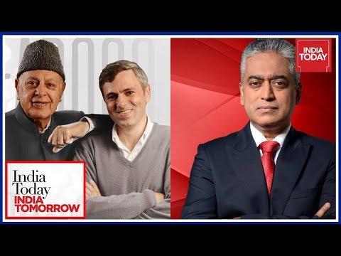 Farooq, Omar Abdullah Talk On The Turbulent History Of J-K's Politics | India Today India Tomorrow