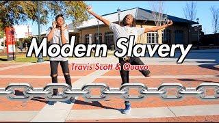 Travis Scott & Quavo - Modern Slavery [Official NRG Video]
