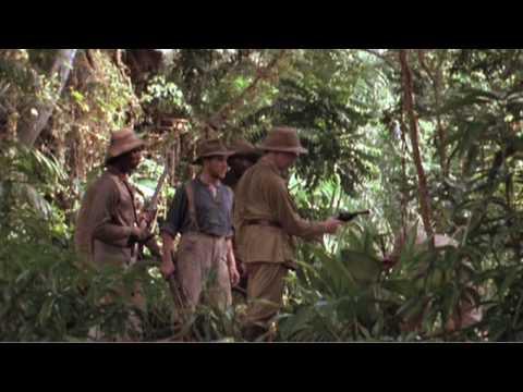 GREYSTOKE  -  Tarzan -  MAJOR JACK & The Hunting Party!