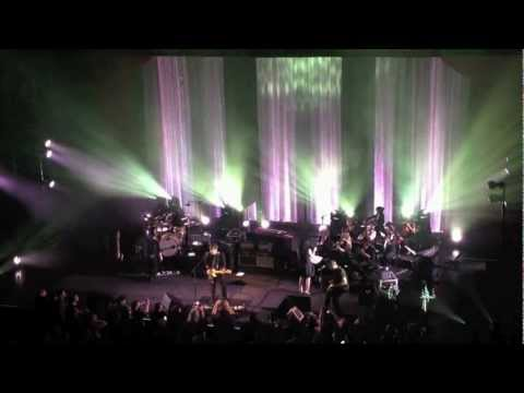 Death Cab for Cutie Ft. Magik*Magik Orchestra - Transatlanticism (4/16/12 - Chicago Theatre)