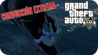 LOCURAS EN GTA V GAMEPLAY PS4 ONLINE CON SUBS