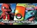 How To Play The Pokemon Trading Card Game Tutorial Episode 3 (PC)