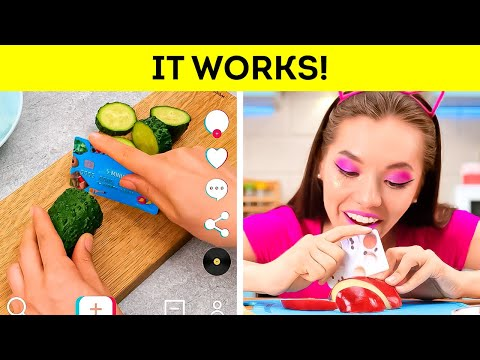 Download Does It Works?! Tik Tok Hacks You Can Try With Friends!