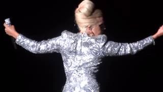 Lady GaGa - Bang Bang (My Baby Shot Me Down) Live Concord CA 5/28/15