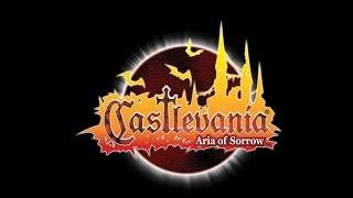 Castlevania: Aria of Sorrow - HARD / SEM ALMAS ou SEM ITENS - 100% ¯\_(ツ)_/¯