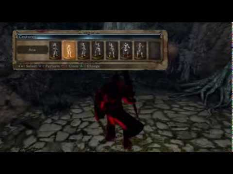 Dark Souls II - North America Network Beta Test Gameplay