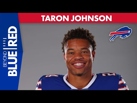 Taron Johnson's Play That Sprung the Bills to AFC Championship | Beyond Blue & Red