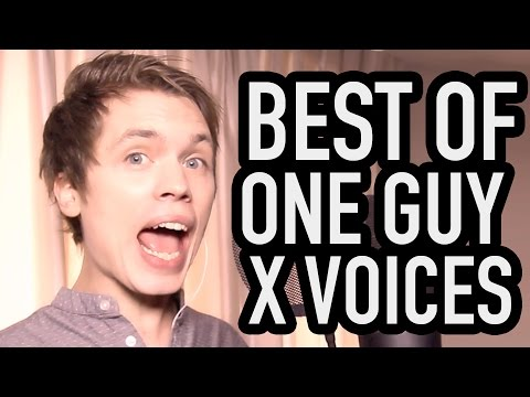 Best of One Guy, 14/15/23 Voices -  Musical Impressions