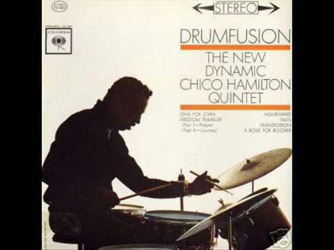 Chico Hamilton feat. Gabor Szabo - A rose for booker