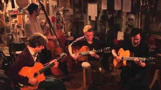 Remi Harris, Caley Groves, Harry Diplock and Eleazar - Danse Norvegienne