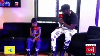 Fresh Kid Premiers His New Song 'Bambi'| NBS KURT