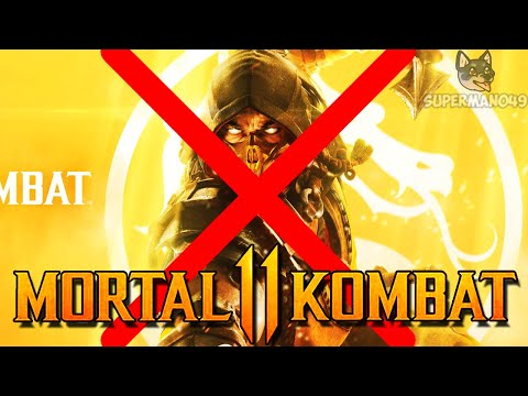 OFFICIAL! NO MORE DLC FOR MK11 - NRS Working On Their Next Game |
