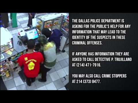 Surveillance Video: Sunshine Food Mart