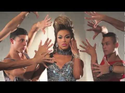 "World Premiere: ""WERQIN' GIRL"" Music Video by Shangela Laquifa"