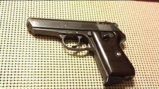 CZ-50 .32 automatico