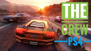 The Crew (PS4) Gameplay