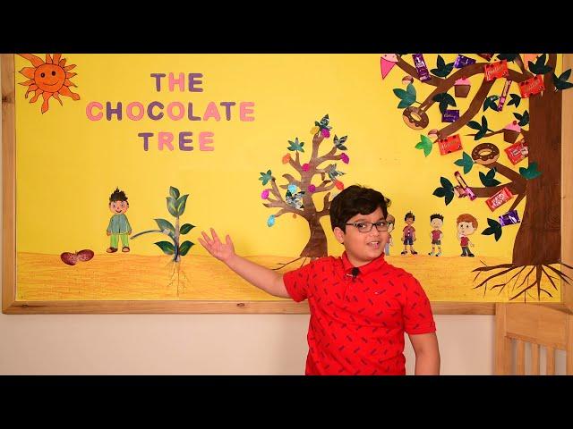 KATHAKAAR KIDS - Episode 1 | The Chocolate Tree by Vishal Naik |