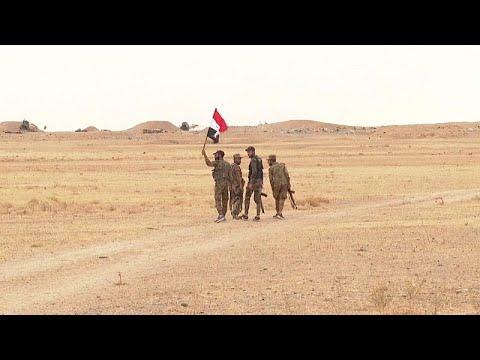 بموجب الاتفاق مع الأكراد.. الجيش السوري يوسع انتشاره في المناطق الاستراتيجية الحدودية مع تركيا…  - نشر قبل 57 دقيقة