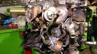 Mitsubishi L200 (Triton, Strada) IV 2.5d Common Rail 4-valve 2005-2015. Engine code 4D56
