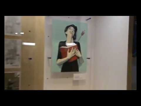 Exposición PASA PÁGINA. UNA INVITACIÓN A LA LECTURA, en la Biblioteca Nacional de España