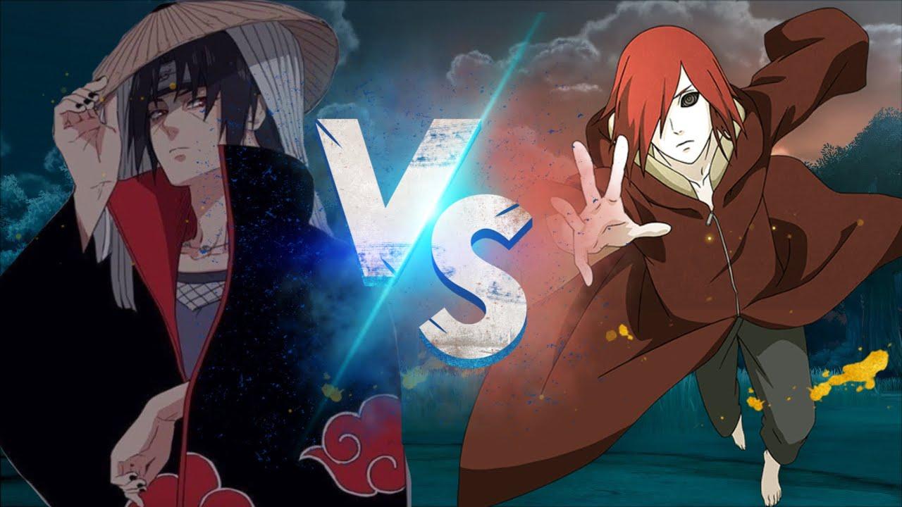 NARUTO SHIPPUDEN: Ultimate Ninja Storm 4 Itachi Uchiha VS ...
