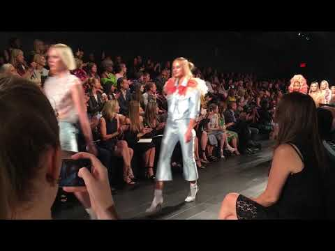 Project Runway New York Fashion Week Finale Show