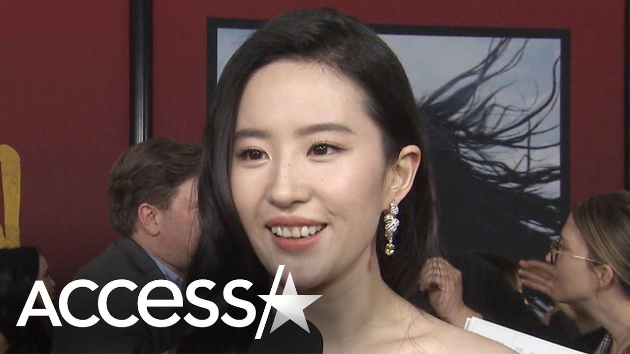 Mulan Star Yifei Liu Explains Her Real Life Disney Princess