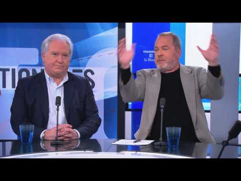 Joseph Smallhoover et Stu Haugen dans Internationales - Emission du 12 juin 2016