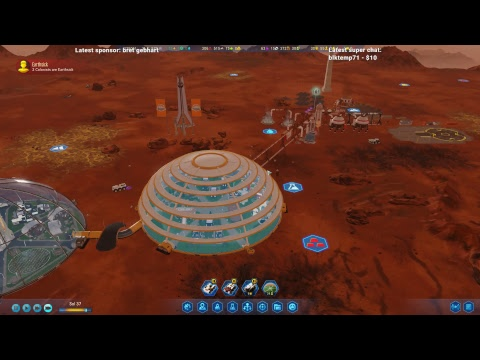 LIVE FROM MARS - Surviving Mars - 2