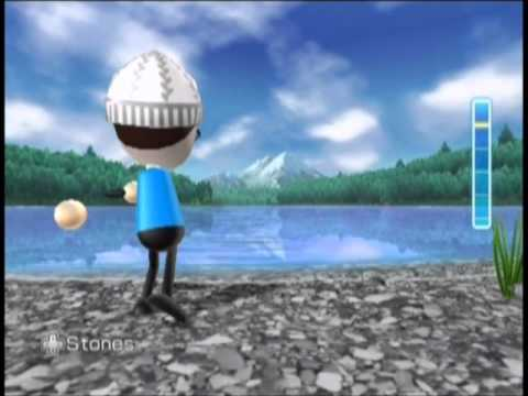 Wii play motion skip skimmer one stone doovi - Wii sports resort table tennis cheats ...