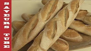 How To Make A French Baguette With Tv Chef Julien From Saveurs Dartmouth Uk.