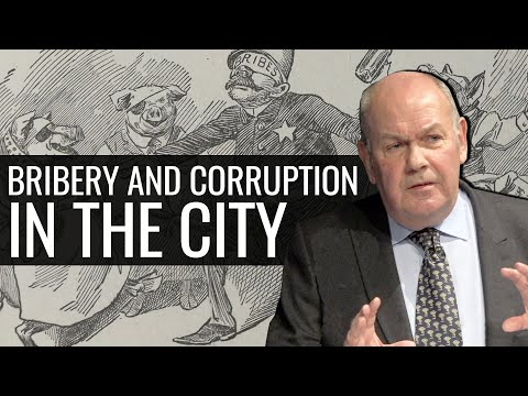 Bribery And Corruption In The City