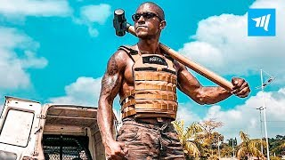Explosive Workout Monster - Anderson Santos Silva | Muscle Madness