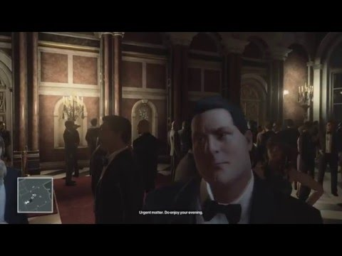 Hitman (2016) Paris Brute Force Solution
