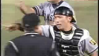 [阪神タイガース] 2006/08/10 対横浜戦 誤審