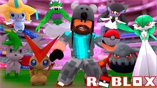 EPIC ALL LEGENDARY BATTLE!!!! | Pokémon Brick Bronze [#51] | ROBLOX