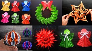 Gambar cover 5 IDEAS DE DECORACIONES NAVIDEÑAS PARA HACER EN 5 MINUTOS. ideas de decoracion