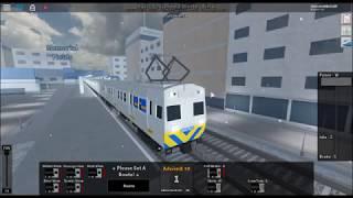 australien Hitachi Metro Zug in roblox