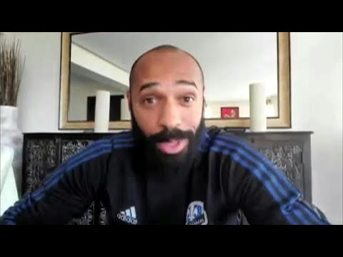 Coronavirus: pour Thierry Henry, le football